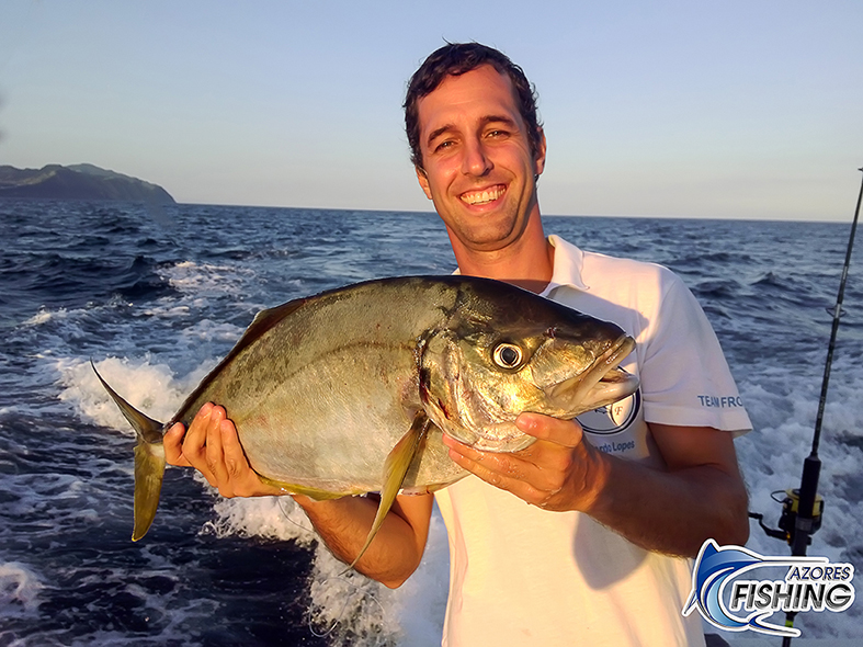 Azores Fishing Eduardo Lopes